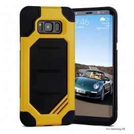 热点 三星S8超级大黄蜂手机壳  三星S8 plus防摔保护套 番禺工厂