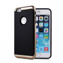 热点 外贸爆款 iphone6plus/6splus MOTOMO皮纹 TPU+PC手机壳
