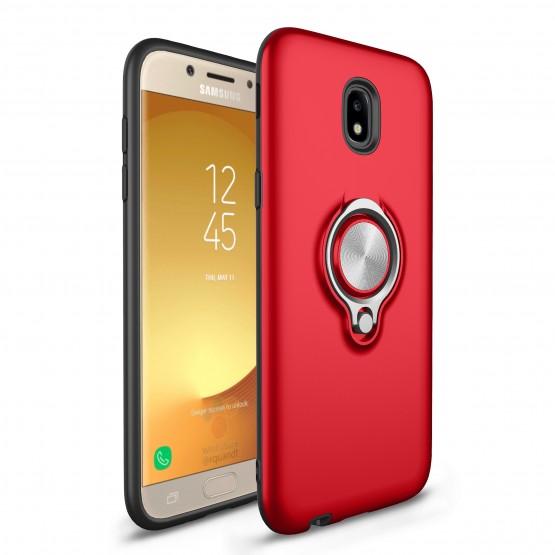 热点新款Galaxy J530手机壳  三星J530带支架  J530可车载磁吸