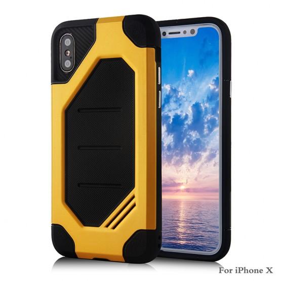 热点新款iPhone X大黄蜂手机壳  苹果X防摔手机套