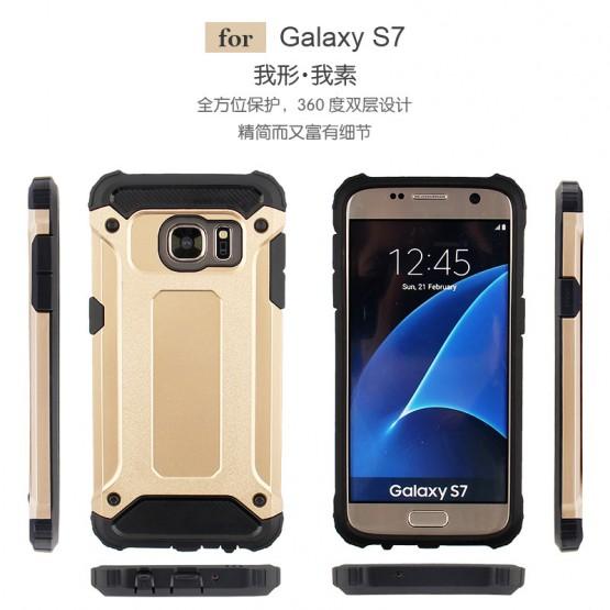 热点 外贸热销手机壳厂家 For Galaxy s7/s7 edge保护壳现货