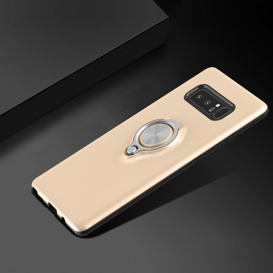 热点新款Galaxy Note8手机壳  三星 Note8带指环  J530可车载磁吸