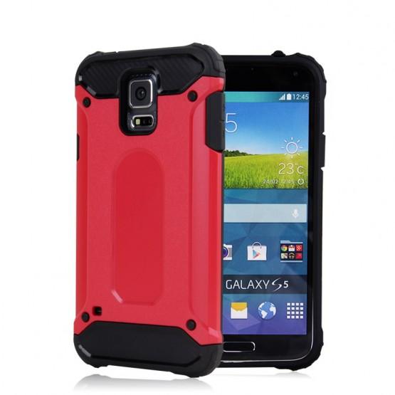 热点 S5创意手机壳 外贸保护壳 二合一现货